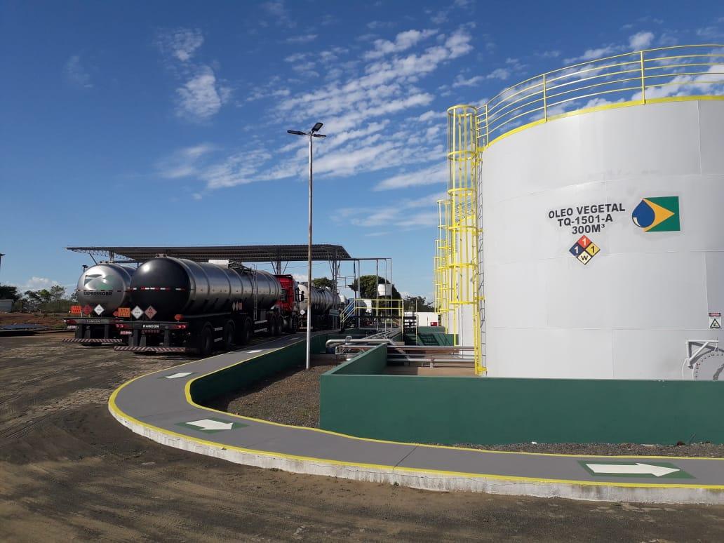 Indústria Unibras funciona em Floriano