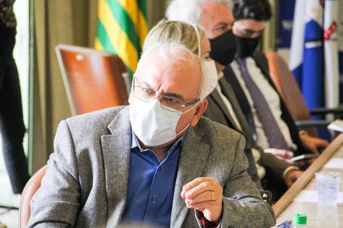 Secretário de Governo, Adolfo Nunes (Divulgação)