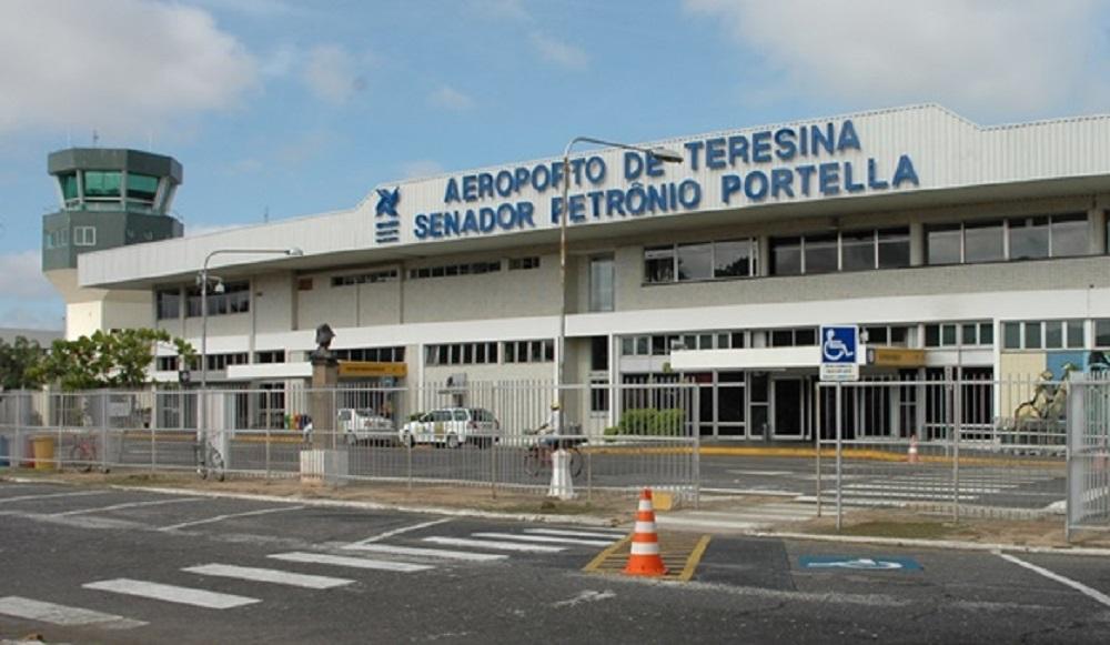 Aeroporto de Teresina entra no leilão da ANAC (Divulgação)