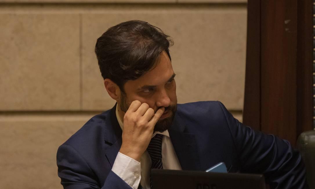 Vereador Dr. Jairinho - Foto: O Globo