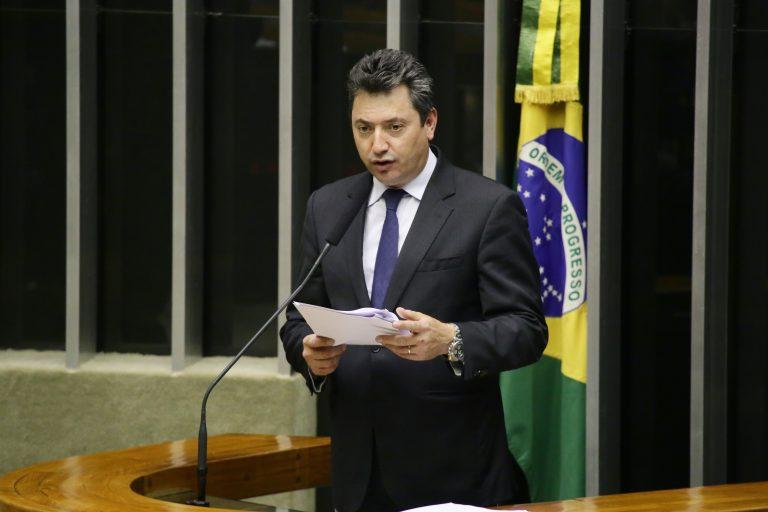 Deputado Michel Jesus é autor do projeto (Michel Jesus /Câmara dos Deputados)