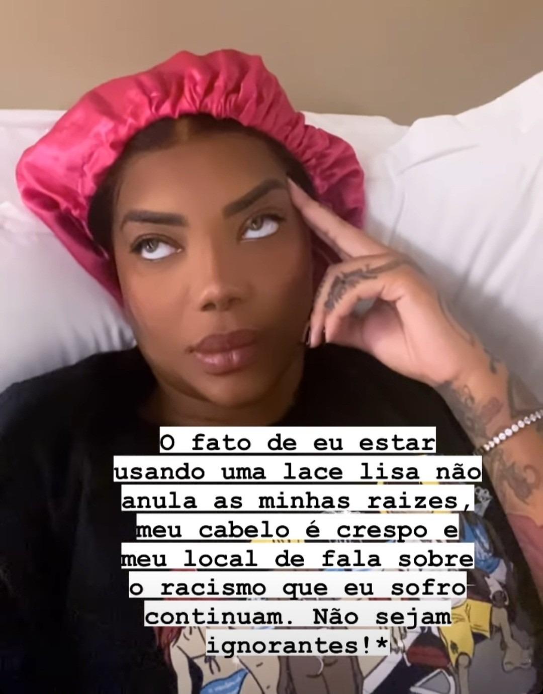 Ludmilla / reprodução Instagram