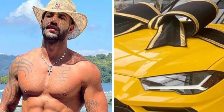 Gusttavo Lima compra Lamborghini Urus de R$ 2,5 milhões