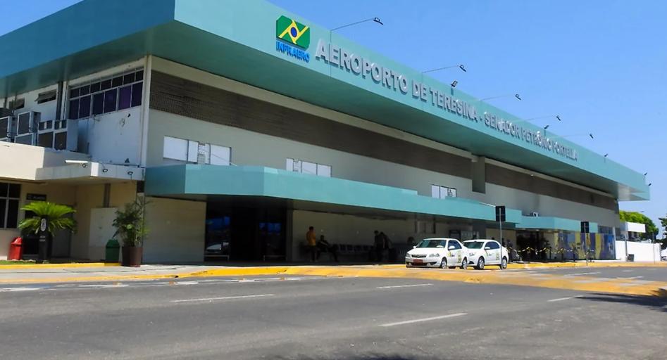 Aeroporto estava incluído no Bloco Central (Foto: Portal MN)