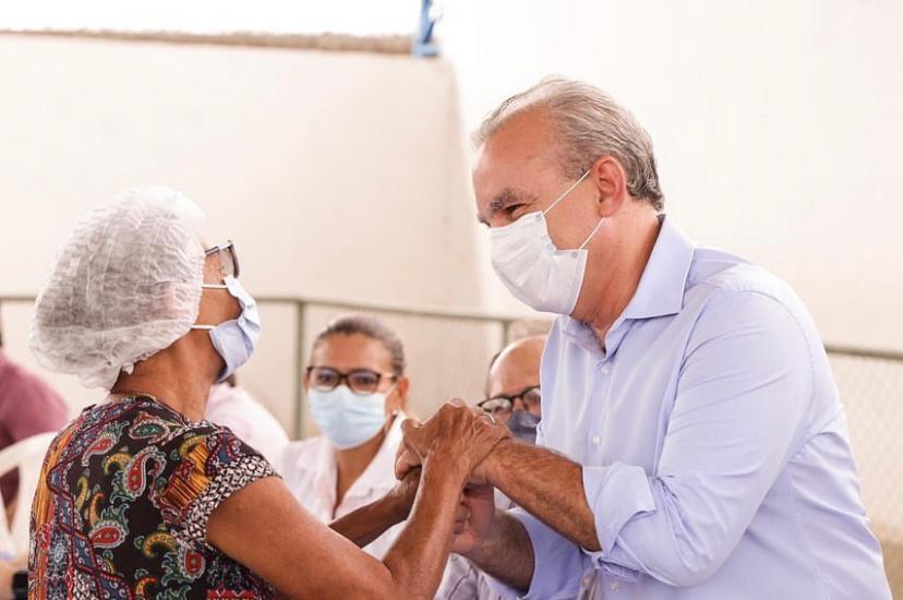 Firmino Filho se mostrou preocupado com avanço da pandemia em Teresina - Foto: Divulgação