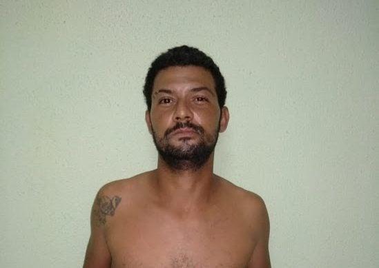 Maílson é acusado de ter matado morador de rua em Parnaíba | foto: Portal Costa Norte