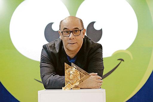 Empresário Maurício Vargas