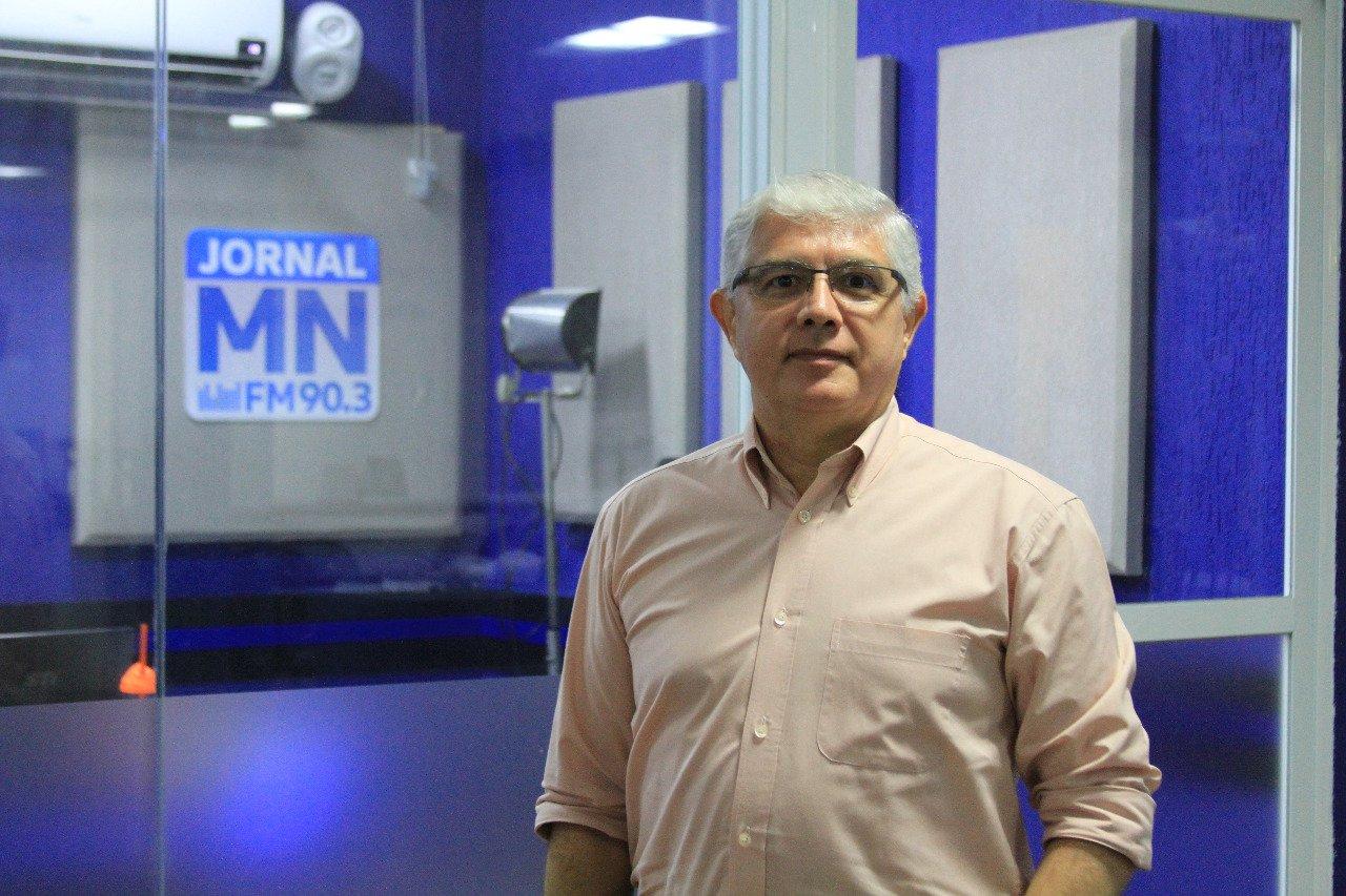 Eyder Mendes, coordenador do CVV em Teresina