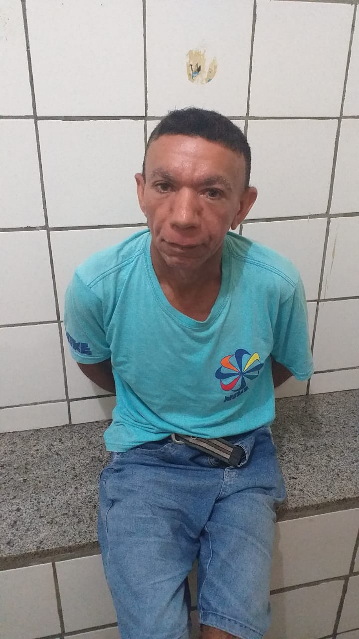 Francisco Nogueira Santos, o acusado. (Foto: Divulgação)