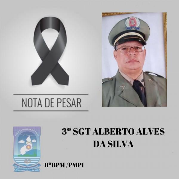 Sargento Alberto Alves da Silva - Foto: Divulgação/PM
