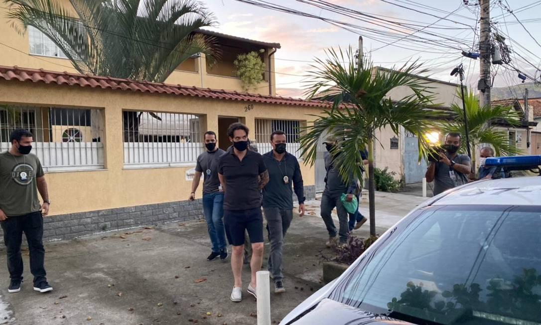Dr. Jairinho, padrasto de Henry Borel, foi preso pela polícia nesta quinta - Foto: Reprodução