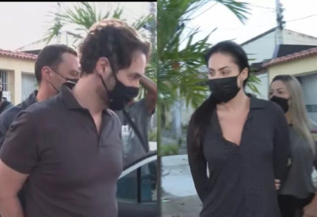 Caso Henry: Dr. Jairinho e Monique Medeiros foram presos no Rio