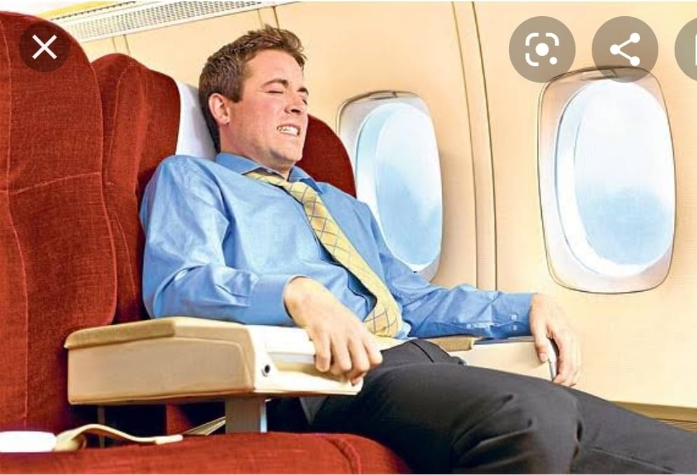 """Pádua diz aos telespectadores: """"Tenho medo de avião!"""".  Entenda! - Imagem 2"""