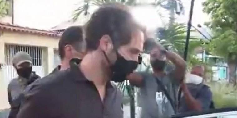 Ao ser preso, Dr Jairinho diz que foi injustiçado