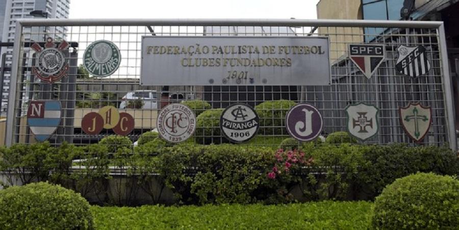 Sede da Federação Paulista de Futebol — Foto: RODRIGO CORSI/FPFSede da Federação Paulista de Futebol — Foto: RODRIGO CORSI/FPF