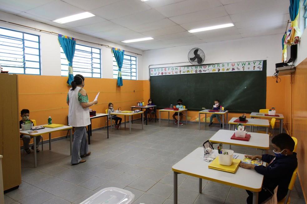 São Paulo autoriza retomada das aulas presenciais Foto: DEIVIDI CORREA/ESTADÃO CONTEÚDO