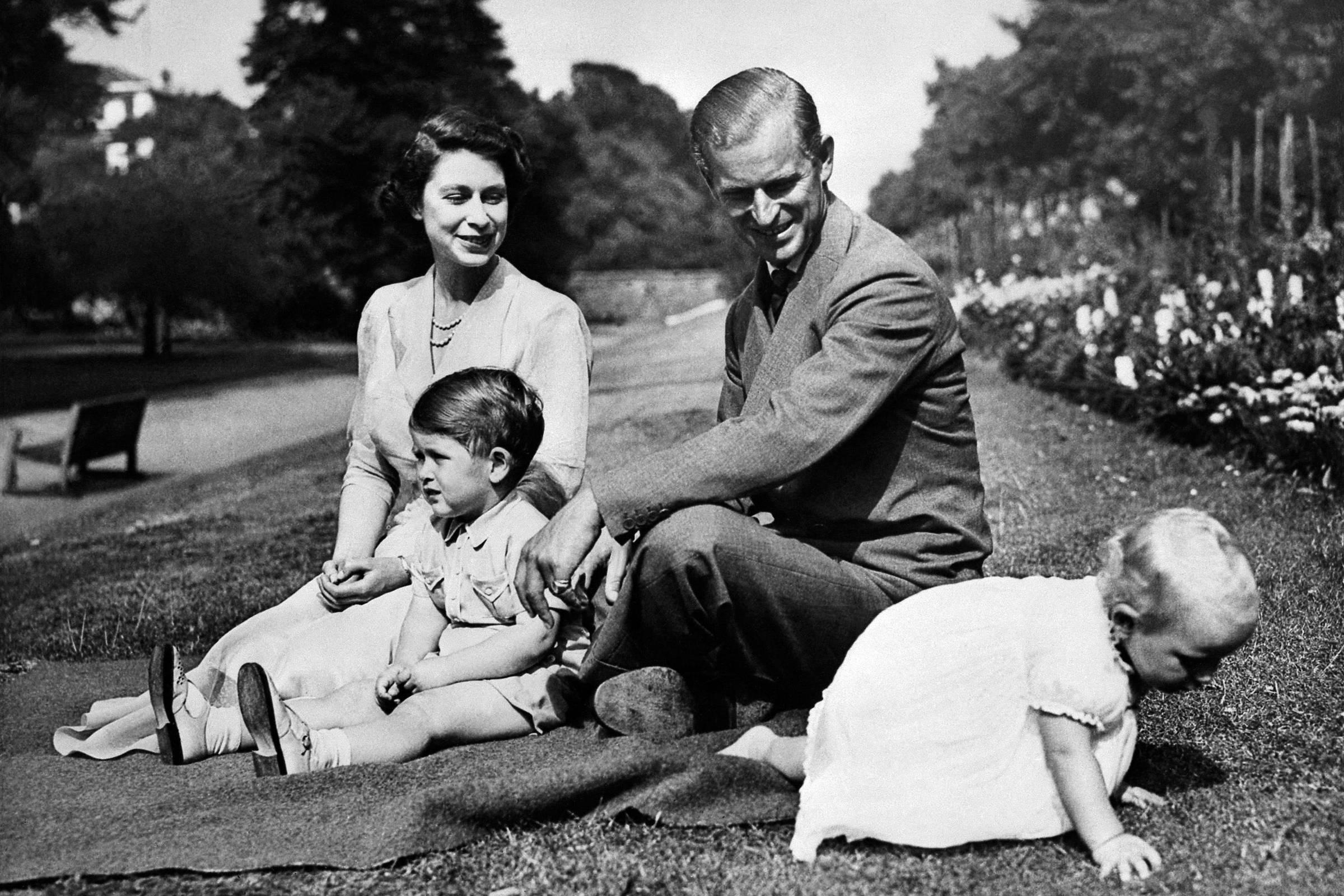 Príncipe Philip morreu aos 99 anos