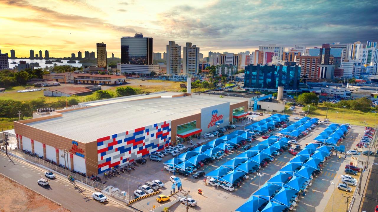 Grupo Mateus tem lojas no Norte e Nordeste do país
