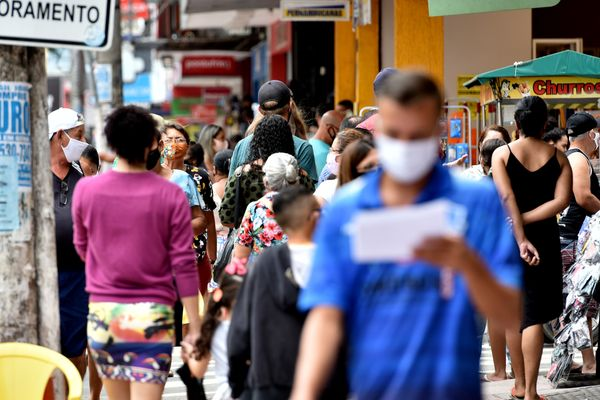 Comércio em geral assim como shoppings estão proibidos de abrir no sábado - Foto: Reprodução