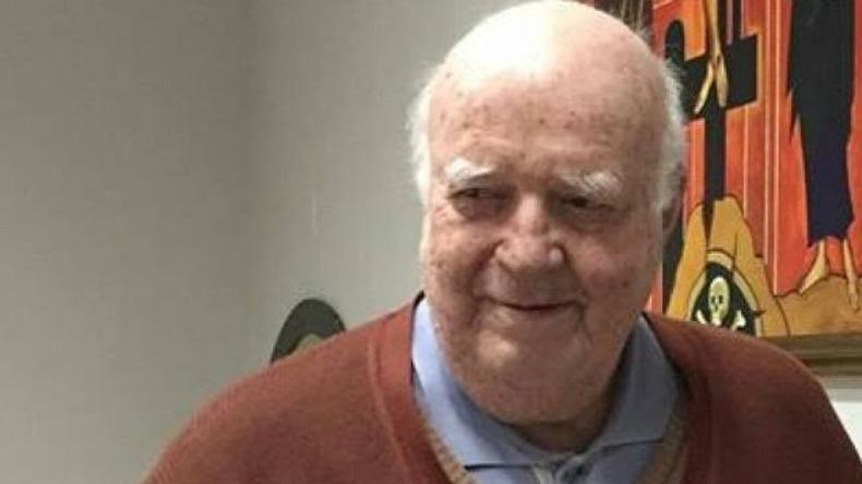 Padre Antonio Tombolato foi uma das últimas vítimas da Covid-19/Reprodução internet