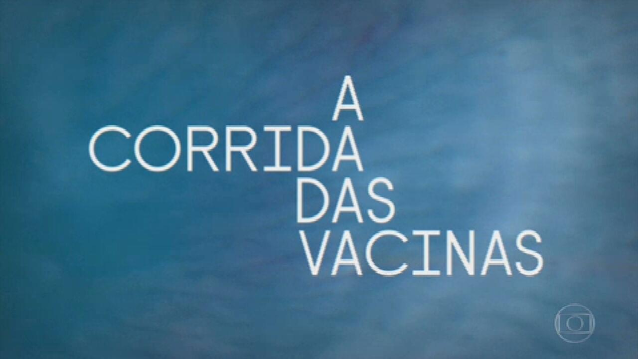 """A """"Corrida das Vacinas"""" mostra a luta dos governadores por mais imunizantes"""