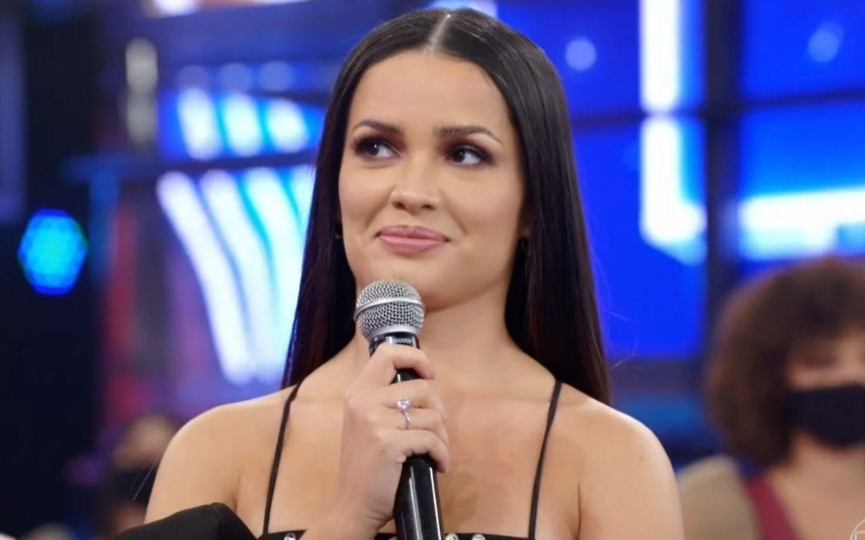 A campeã do BBB 21, Juliette Freire ficou surpresa com a notícia de que Faustão sairia da Globo