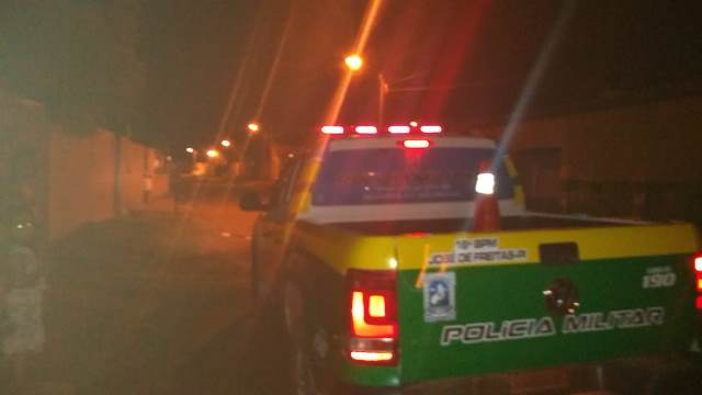Dupla armada e com máscara de proteção promove arrastão no Piauí