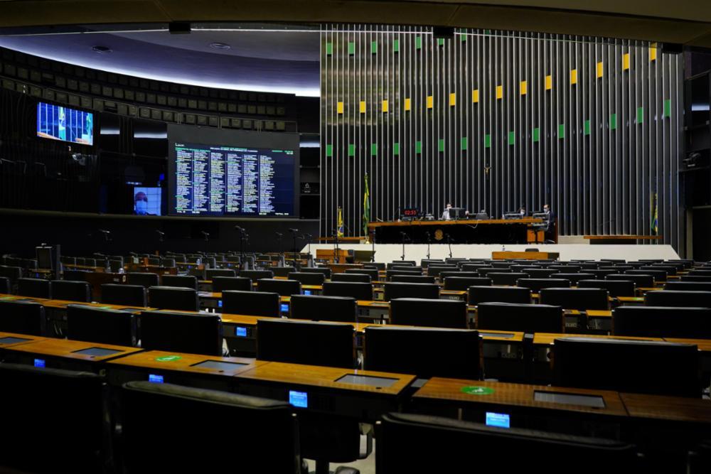 Maior parte da cota parlamentar foi usada por deputados do Piauí na locação e fretamento de veículos. Foto: Pablo Valadares/Câmara dos Deputados
