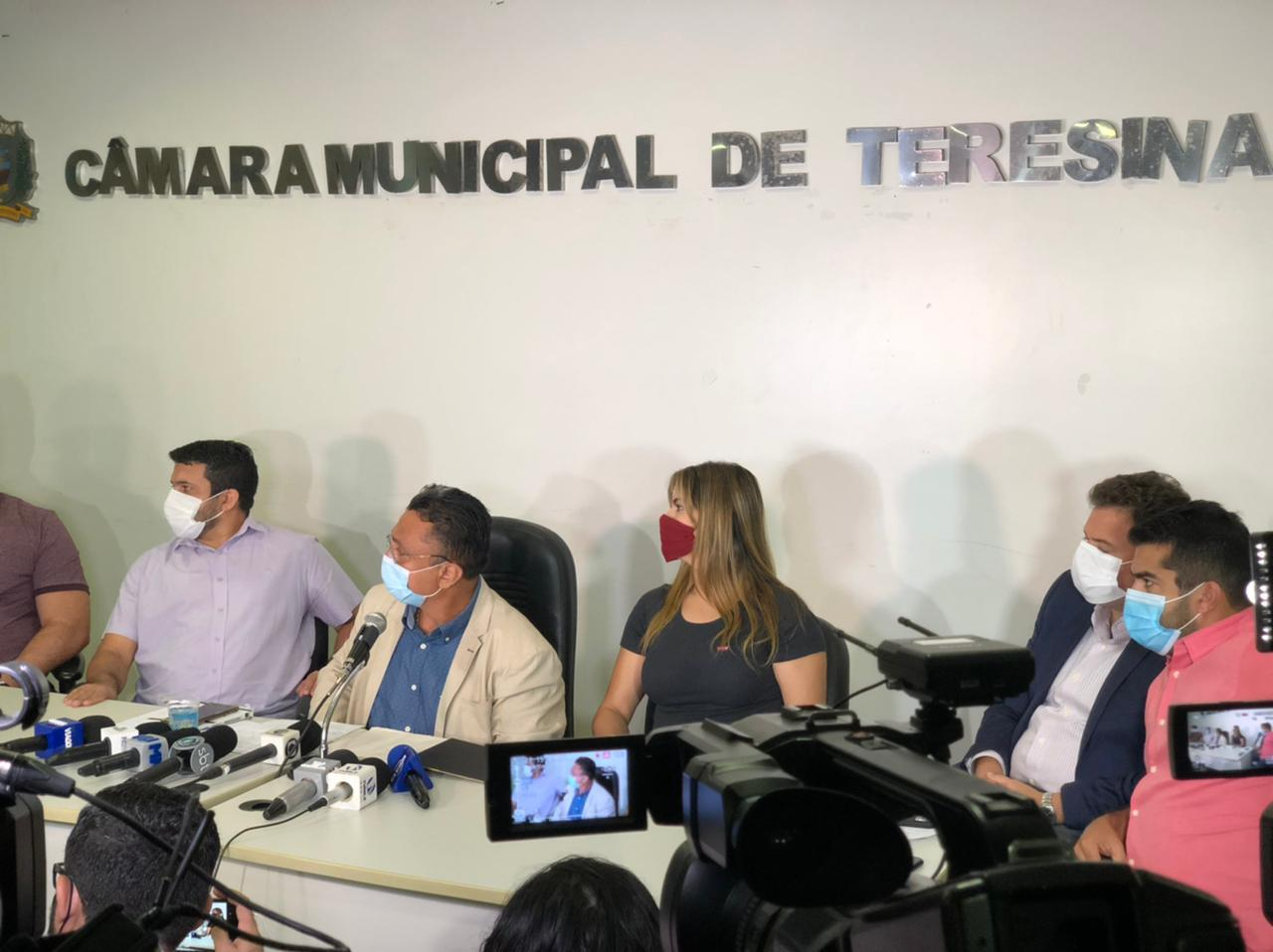 Comissão Parlamentar de Inquérito (CPI) do Transporte Público de Teresina deu início aos trabalhos nesta segunda-feira (10) - Foto: Divulgação