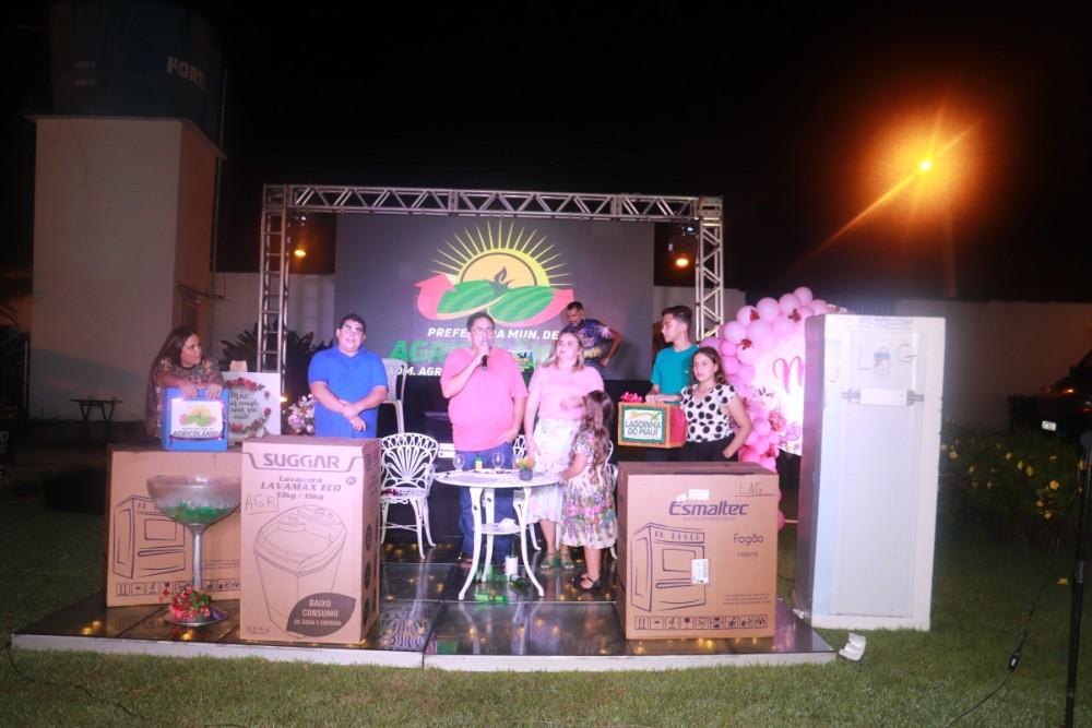 P.M. de Agricolândia realizou Live em Comemoração ao Dia das Mães - Imagem 1