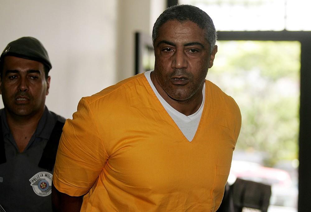 José Márcio Felício, conhecido como Geleião, em foto de novembro de 2005 — Foto: Nilton Fukuda/Estadão Conteúdo/Arquivo