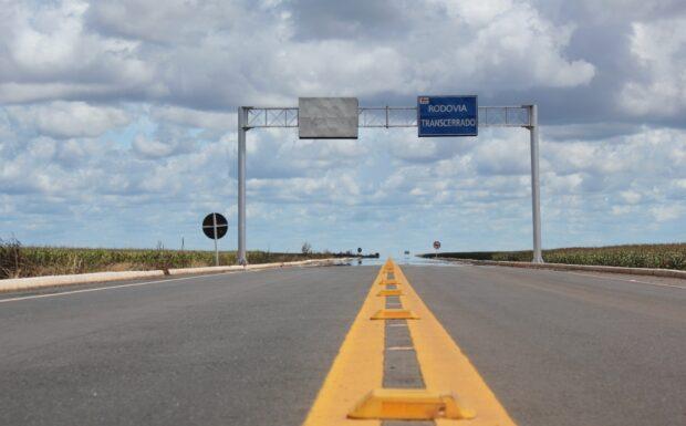 A Transcerrados compreende as rodovias PI-397 e PI-262 (estrada da Palestina) - Foto: Ccom