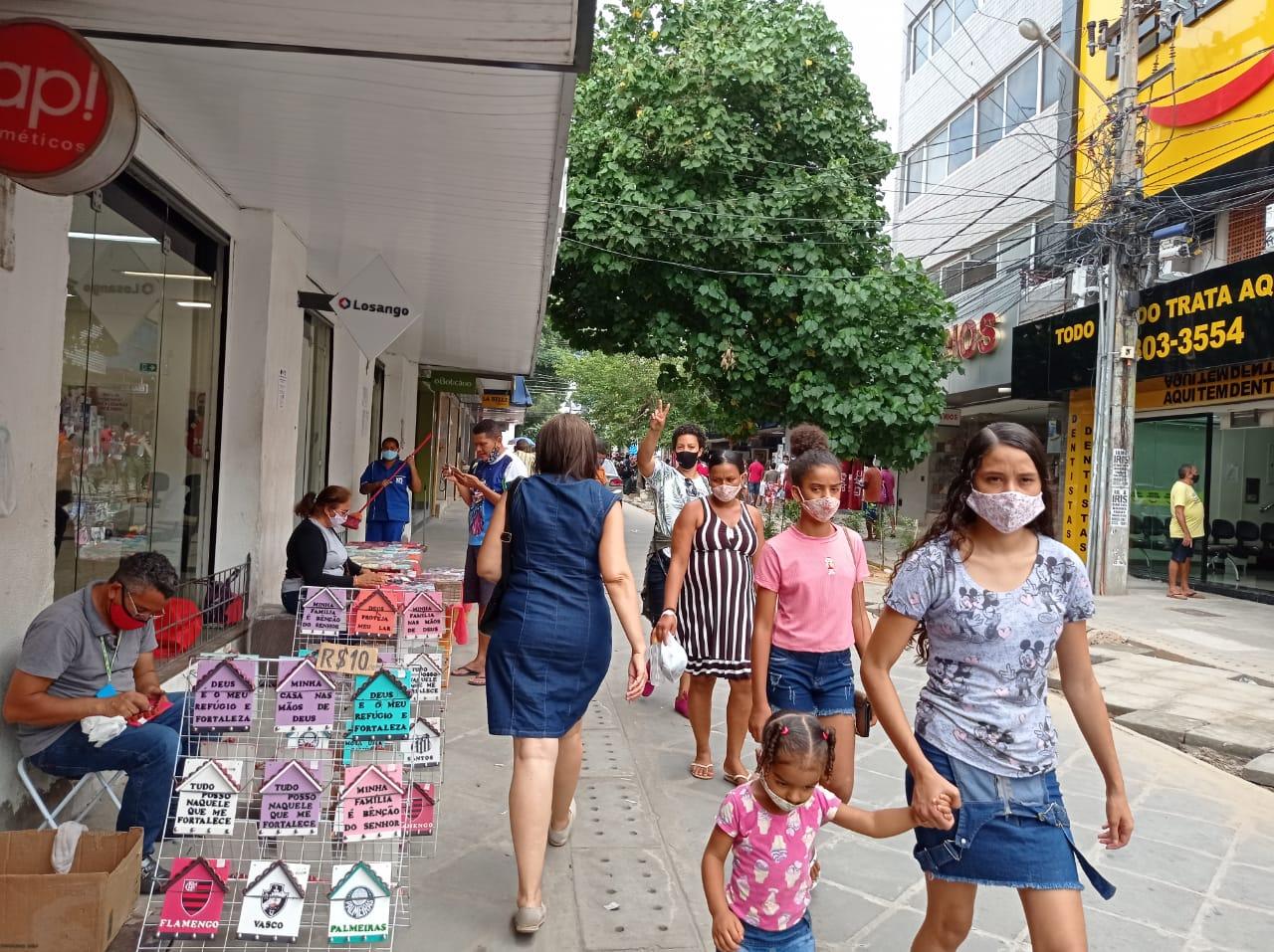 Prefeitura de Teresina prorroga medidas contra a Covid-19 (Foto: Efrém Ribeiro)