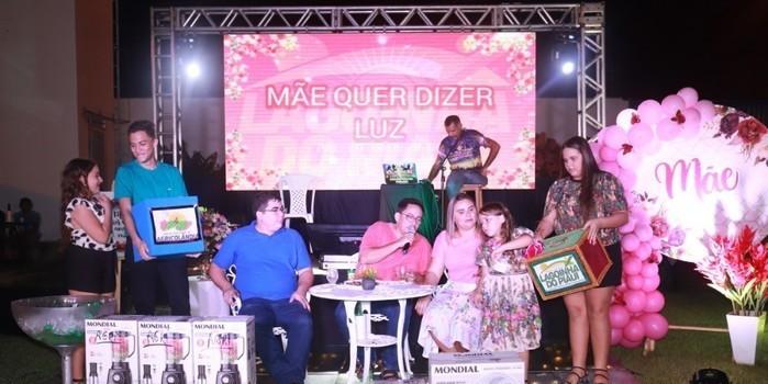 P.M. de Agricolândia realizou Live em Comemoração ao Dia das Mães