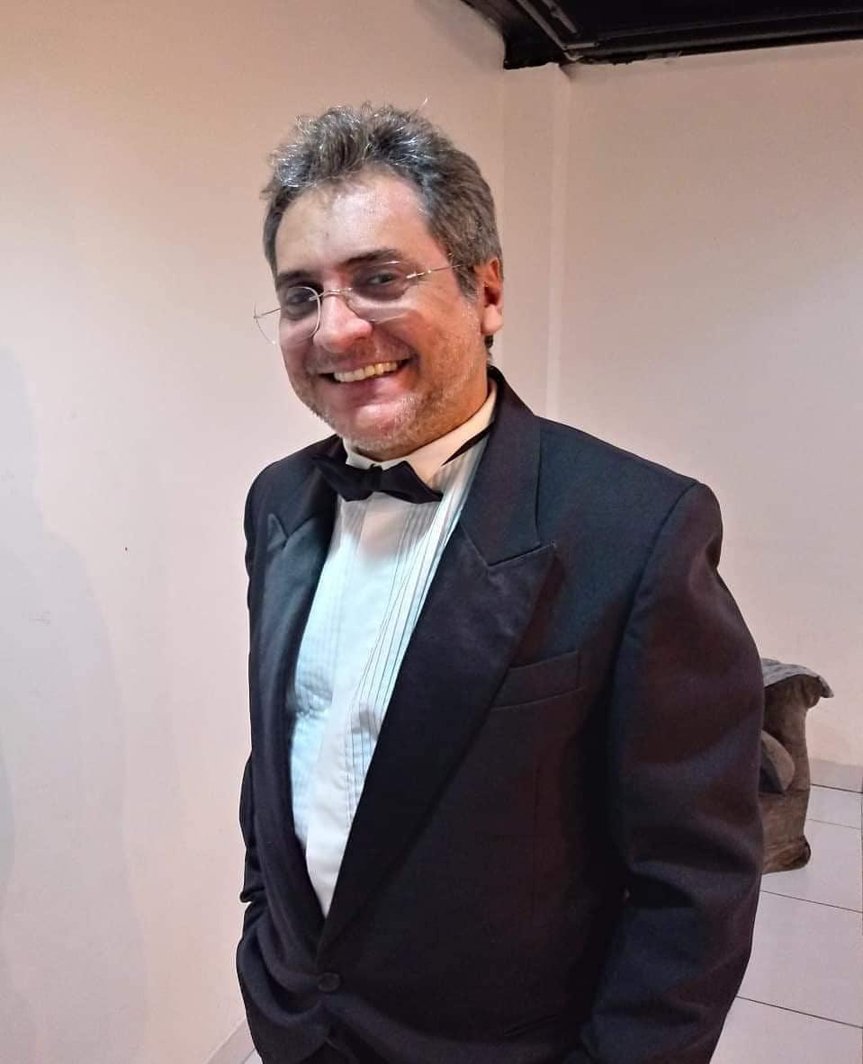 João Claudio Moreno. Crédito: divulgação.