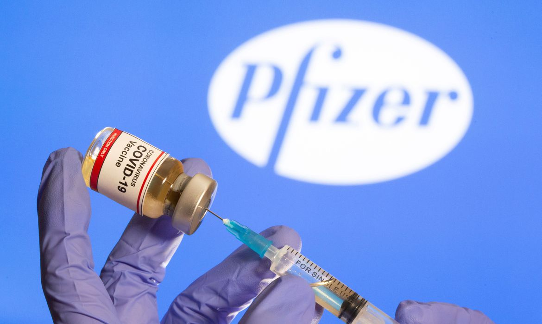 Vacina na Pfizer - Foto: REUTERS/Dado Ruvic/Direitos Reservados