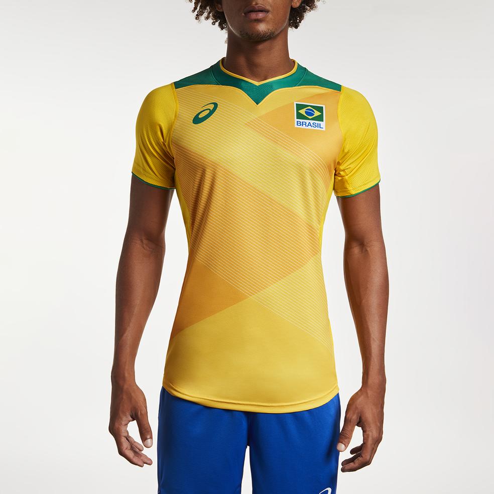 Vôlei brasileiro apresenta seu manto novo - Imagem 2