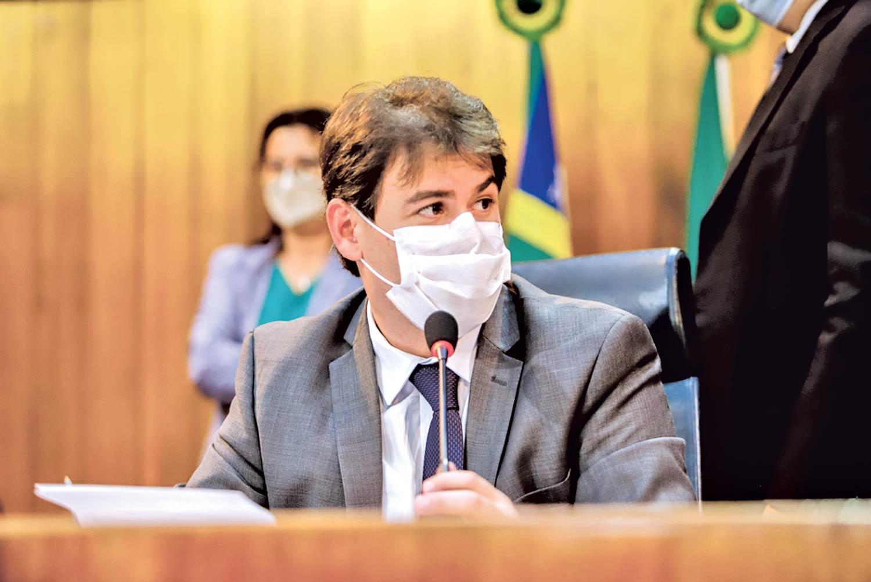 Picos deve ganhar IML, anuncia deputado Severo Eulálio/Foto: Thiago Amaral