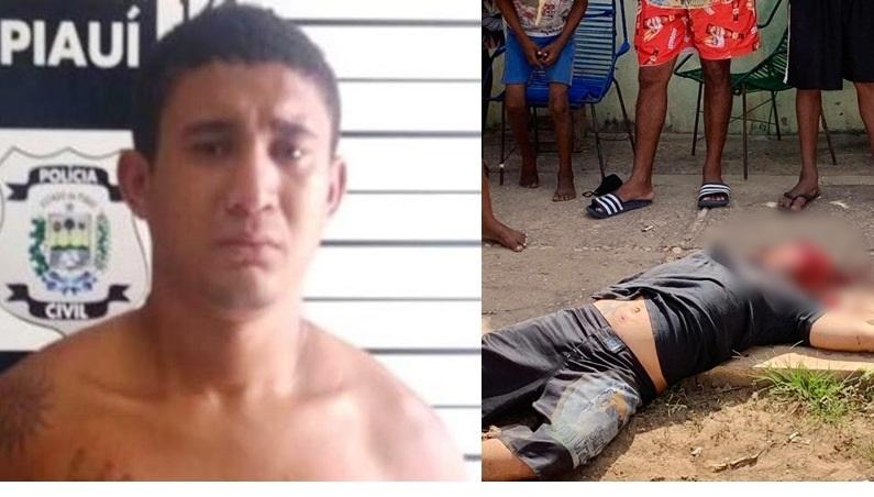Ex-presidiário é morto a tiros em Madeiro do Piauí (Foto: Reprodução/ Diario do Longá)