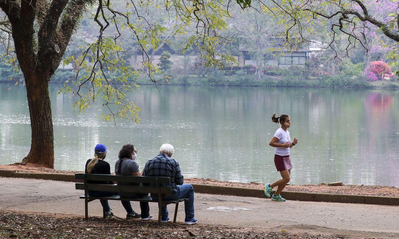 Falta de atividade física é responsável por cerca de 9% da mortalidade anual   foto: Rovena Rosa/Agência Brasil