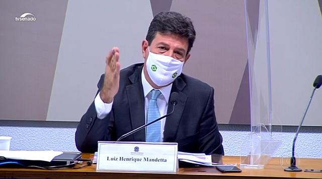 Presidente da Anvisa confirma reunião para mudar bula no Planalto - Imagem 2