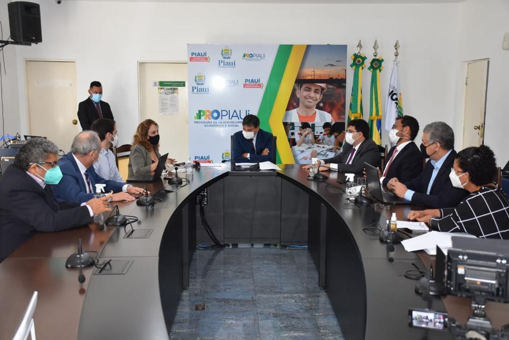 TCE-PI e Governo do Estado firmam acordo de cooperação técnica - Imagem 2