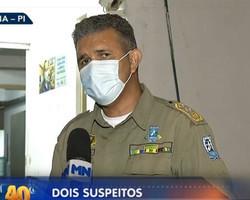 """Caso sargento Tadeus:  """"Não vamos parar"""", declara Major Audivan"""