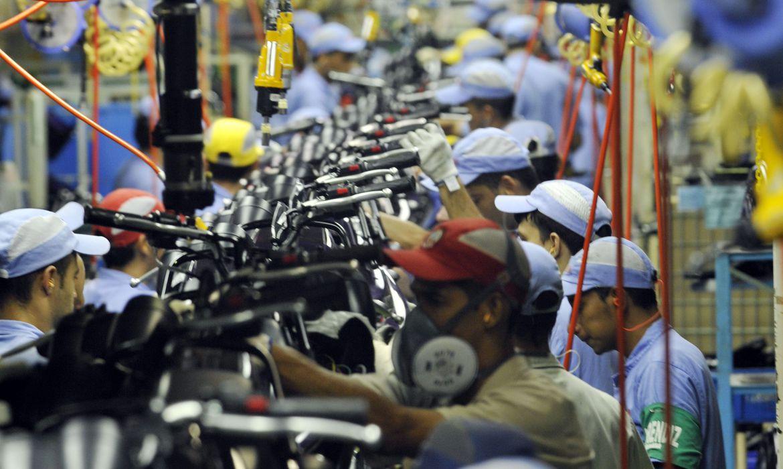 As exportações de motos totalizaram 4.276 unidades em abril (Foto: CNI/José Paulo Lacerda)