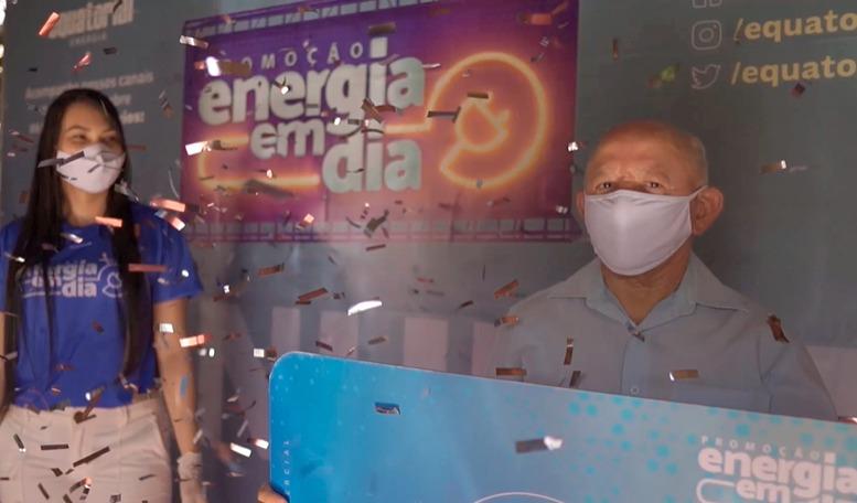 Equatorial divulga ganhadores do 10º sorteio da promoção Energia em Dia