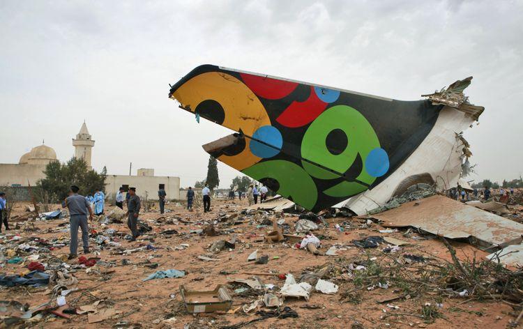 Tragédia aconteceu em 12 de maio de 2010 (Foto: AP)