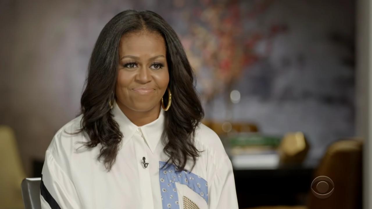 Michelle Obama revela como lidou com a depressão durante a pandemia
