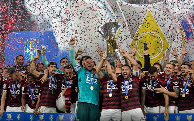 Flamengo foi o último campeão do Brasileirão 2020- Foto: André Vidal FFC