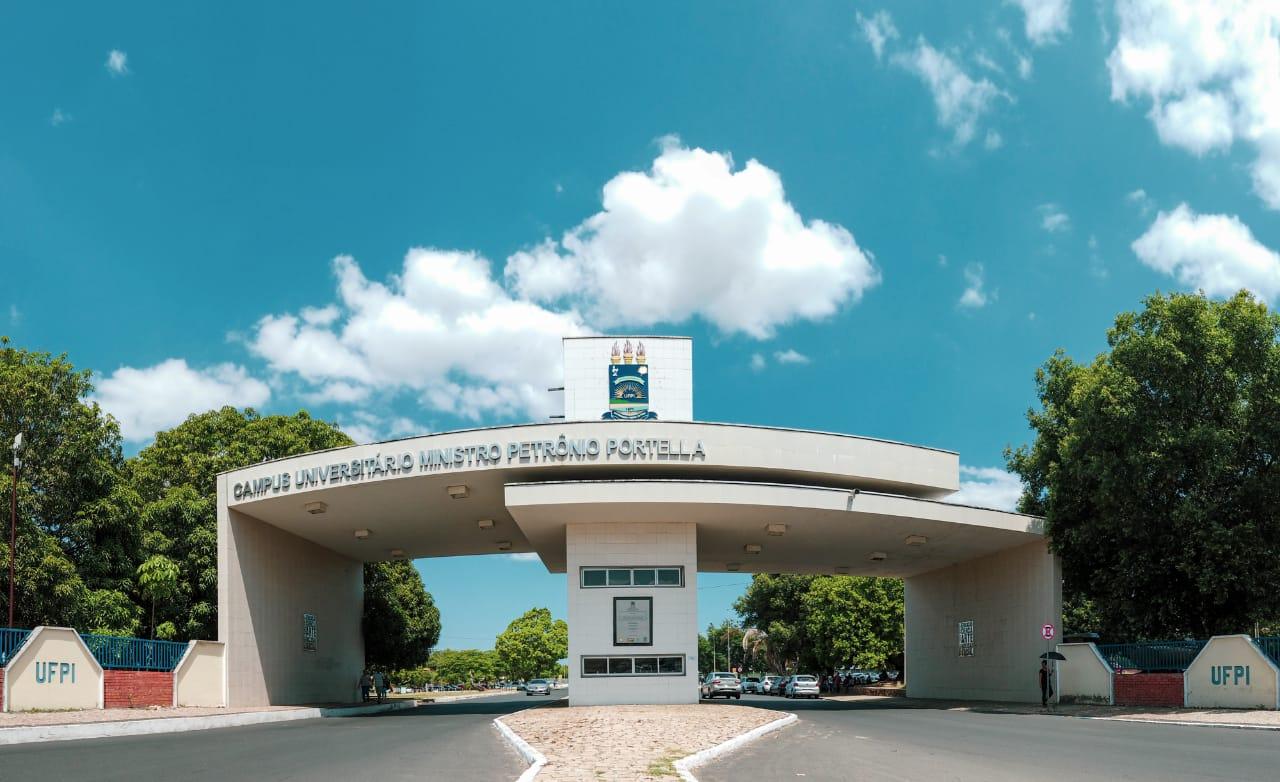 Universidade Federal do Piauí - UFPI (Foto: Reprodução)