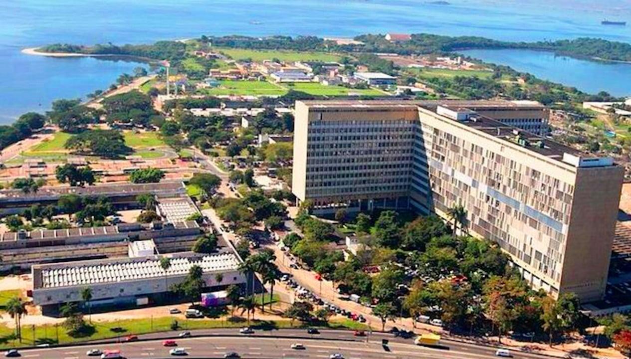 Universidade Federal do Rio de Janeiro - UFRJ (Foto: Reprodução)